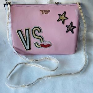 Vs pink crossbody bag